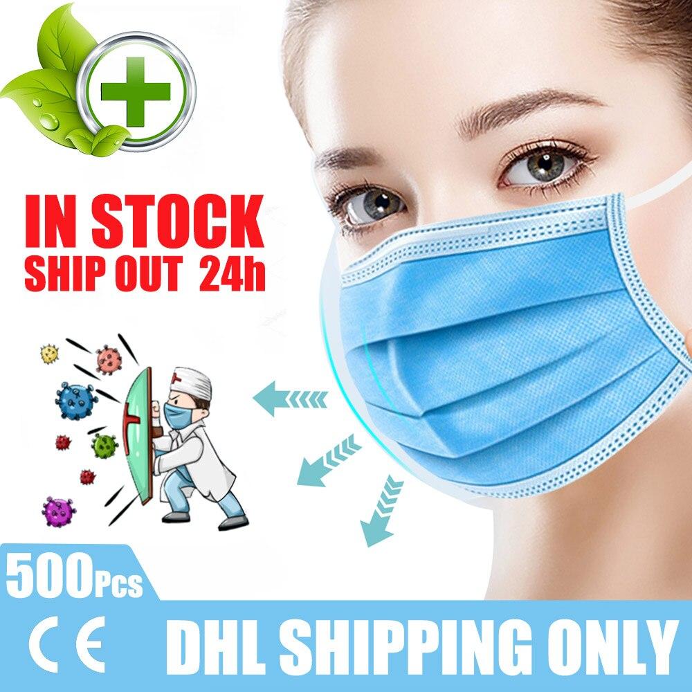 masque sanitaire anti virus
