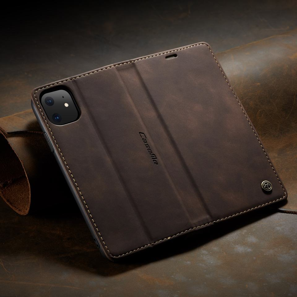 Leather Case for iPhone 11/11 Pro/11 Pro Max 8