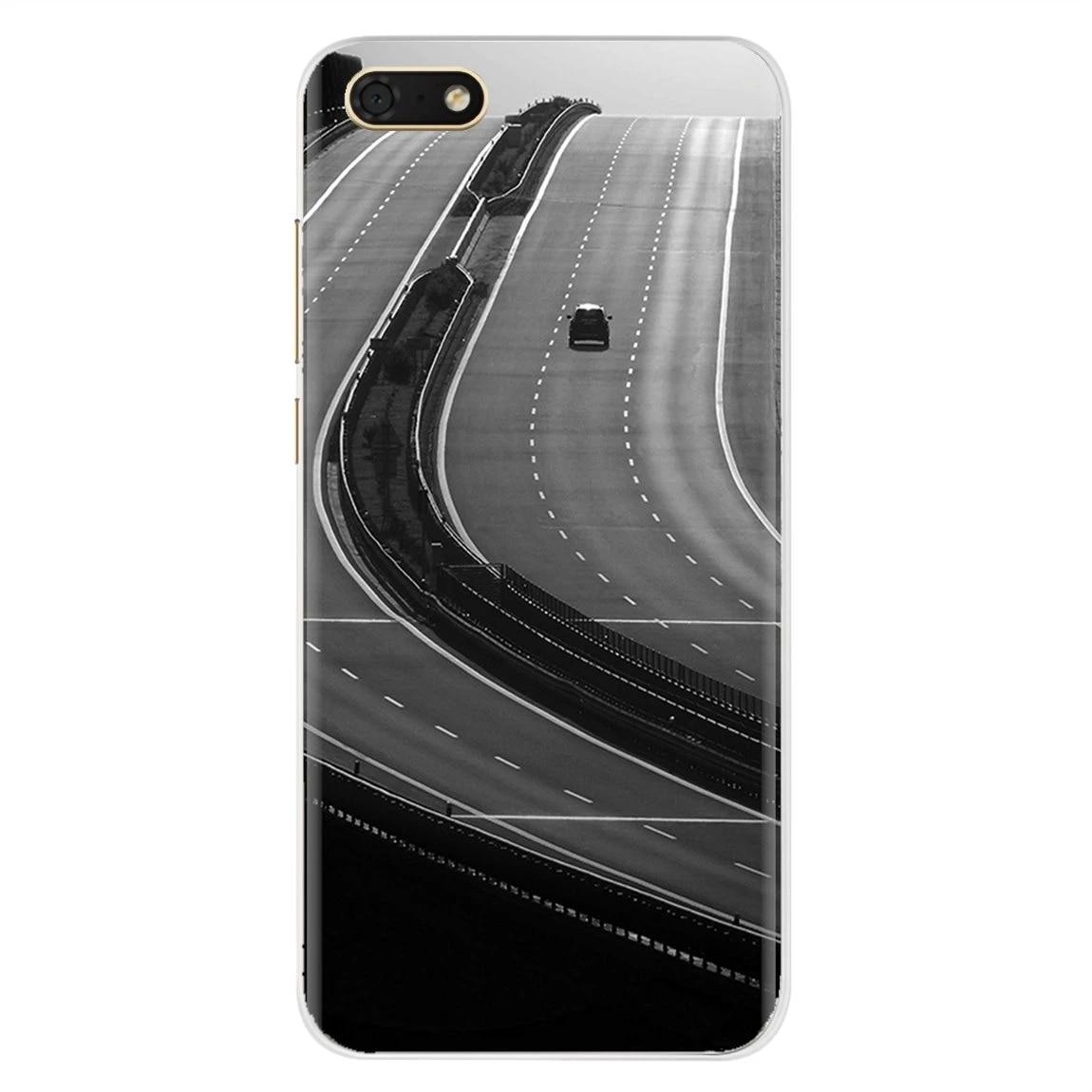 Customize Silicone Phone Case Movie Black Road Wallpaper For Samsung Galaxy S6 Edge S10 Lite Plus Core Grand Prime Alpha J1 Mini Fitted Cases Aliexpress