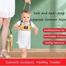 Learning-Walking-Belt Strap-Belt Harness-Assistant Jumper Reins Toddler Leash Baby-Walker
