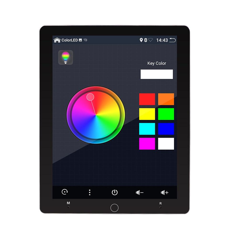 Eunavi 2 din Android 9 auto multimedia radio player universal TDA7851 IPS Elektrische dreh bildschirm GPS WIFI 2G RAM 32G ROM KEINE DVD