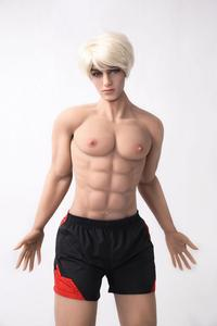 Image 3 - 180cm 5.9 ft Male Sex Dolls For Women Masturbators Gay Male Sex Doll Life Size With Big Penis Silicone Love Doll Free Shipping