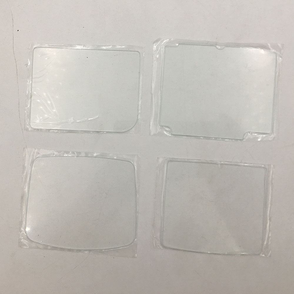 For Gameboy DMG  For Raspberry Pi Modify Glass Clear Lens Protector For GBA SP GBC