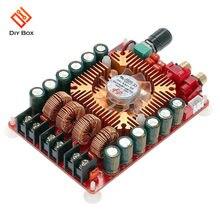 Placa de amplificador Digital TDA7498E, amplificador de alta potencia de 160W + 160W, 2,0 canales, CC de 12V-36V, Hifi estéreo, para sistema de altavoz