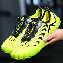 Sports-Shoes River Water Quick-Drying Beach-Barefoot Breathable Women's And Lace-Up