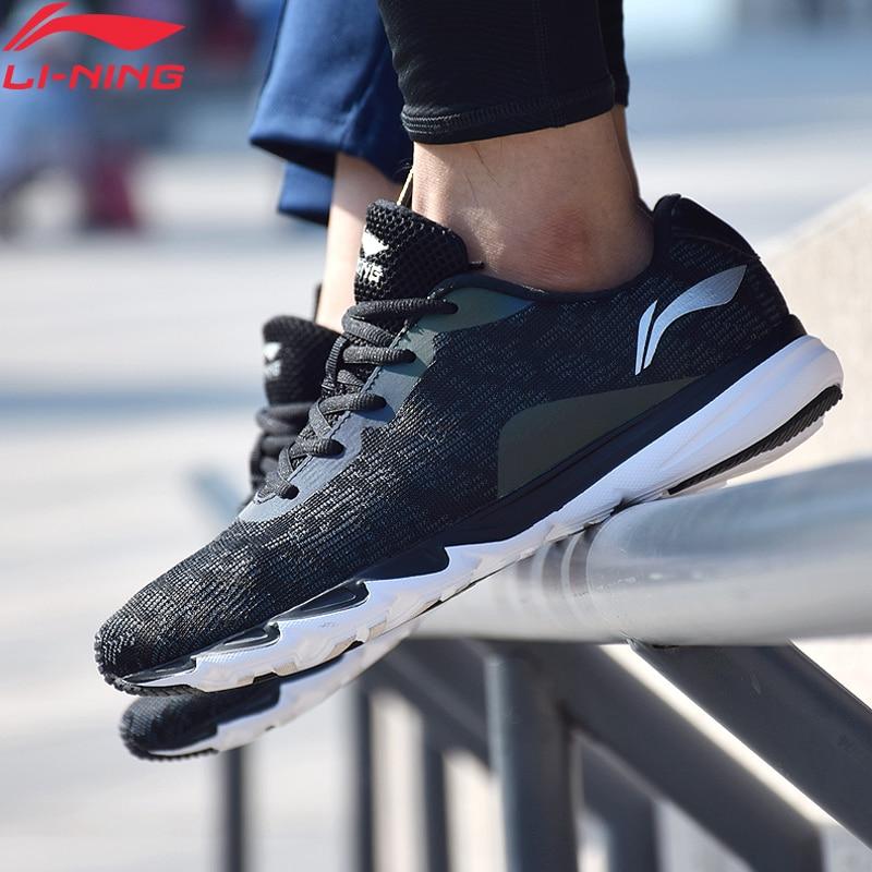 (Break Code)Li-Ning Men Blast Running Shoes LiNing Li Ning Running Sneakers Breathable Reflective Sport Shoes ARBM117 XYP549