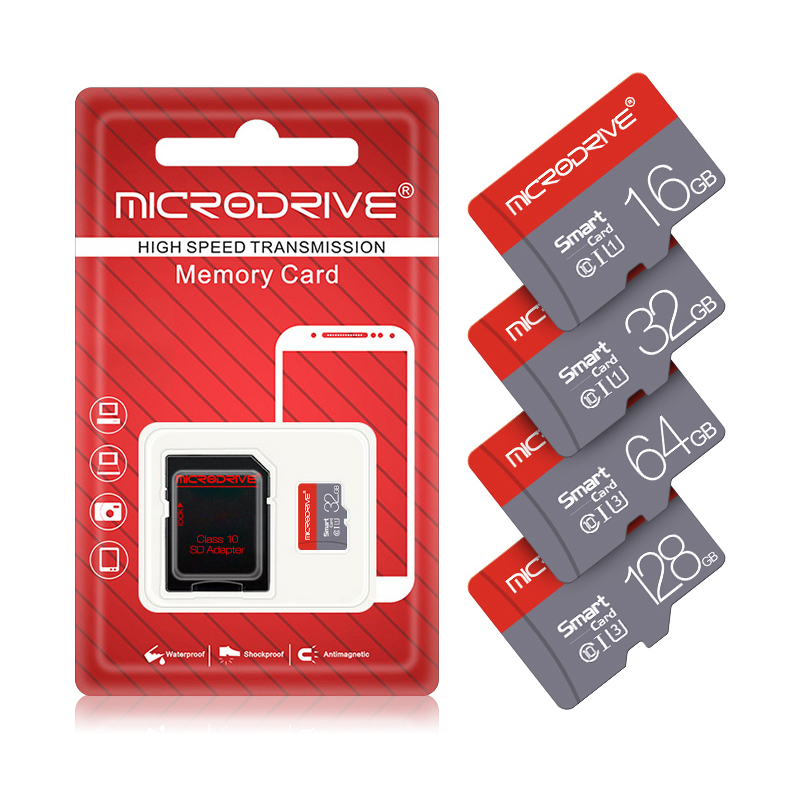 Cartão de alta velocidade original do sd do cartão 128 gb 64 gb 32 gb cartão de memória 16 gb 8 gb microsd mini cartão sd da memória 32 gb para o telefone
