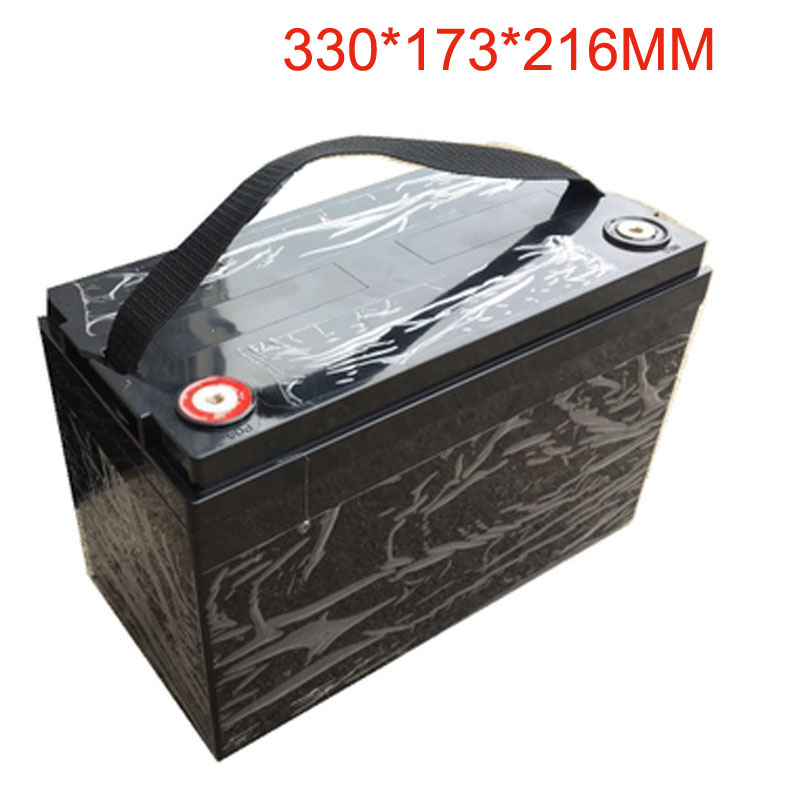 <font><b>100Ah</b></font> Empty <font><b>Battery</b></font> Pack Box Case for <font><b>12V</b></font> 24V 36V 48V <font><b>Lithium</b></font> Ion Li-ion <font><b>Battery</b></font> Pack With Handle And Spare Parts image