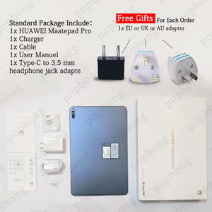 Image 4 - HUAWEI MatePad Pro 10.8 inç Tablet PC Kirin 990 Octa çekirdek çoklu ekran işbirliği GPU Turbo