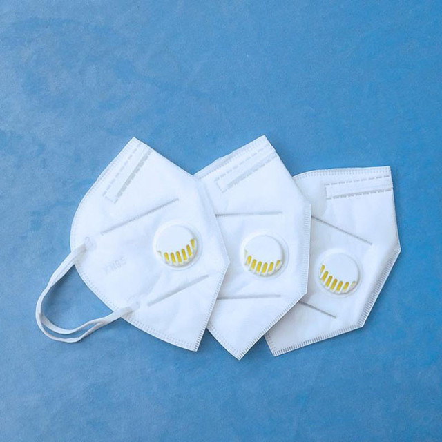 Face Mouth Mask Protective Dispenser Flu Facial Template Shield Dust Cover Filter Respirator pm2.5 3
