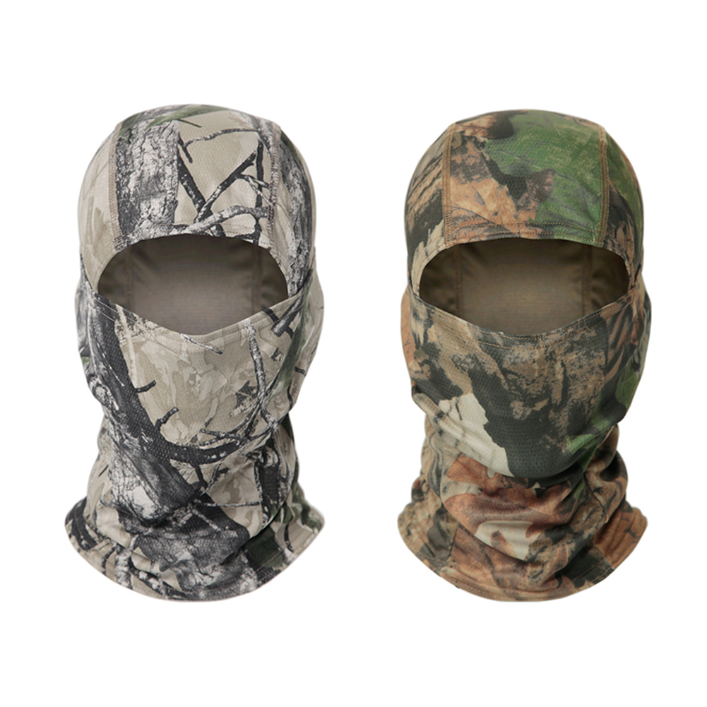 Camouflage Balaclava Full Face Mask Bicycle Hunting Cycling Army Airsoft Sport Bike Military Tactical Sunscreen Cap