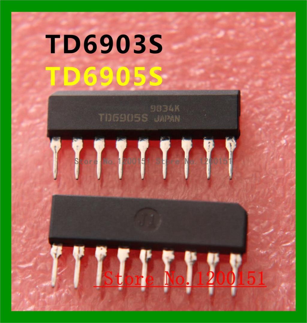 TD6903 TD6903S TD6905 TD6905S TD6910 TD6910SN ZIP