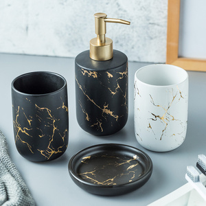 Ceramic imitation marble Bathr
