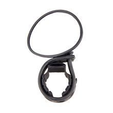 360 degree Rotation Cycling Rear View Mirror Bicycle Electric Scooter Rearview Handlebar Mirrors Silicone Handle
