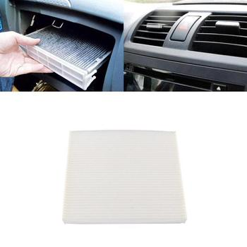 1pcs Car Air Conditioning Filter For Toyota Honda Lexus 2001-2007 White Automobile Engine Air Conditioner Filter Car Accessories image