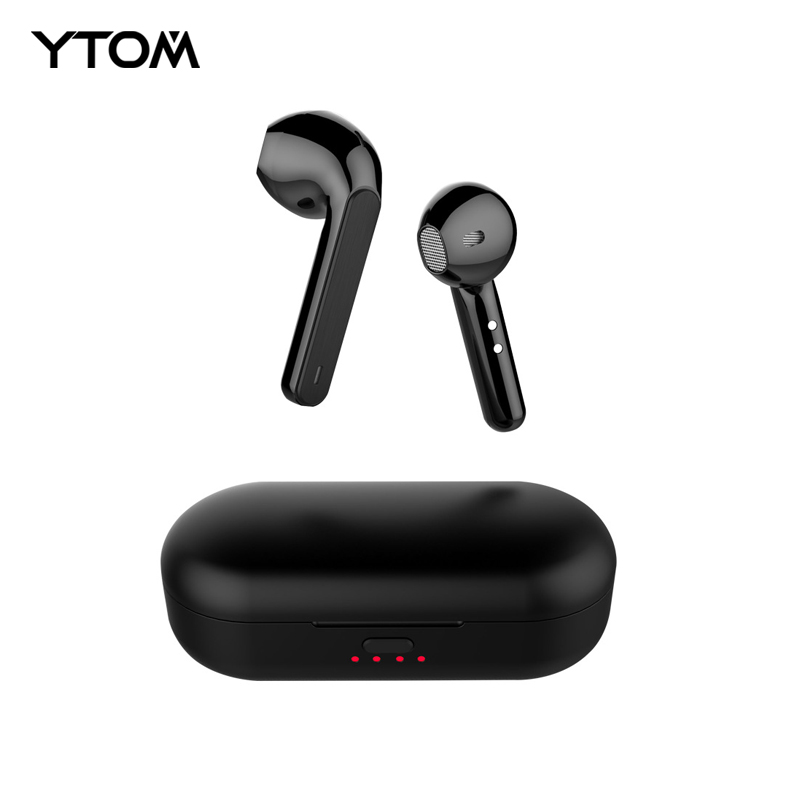 Mini True Wireless <font><b>Earphone</b></font> Earbuds <font><b>Bluetooth</b></font> <font><b>5.0</b></font> Freebud headphone With super bass mic for iphone xiaomi huawei kill <font><b>I9S</b></font> TWS T3 image