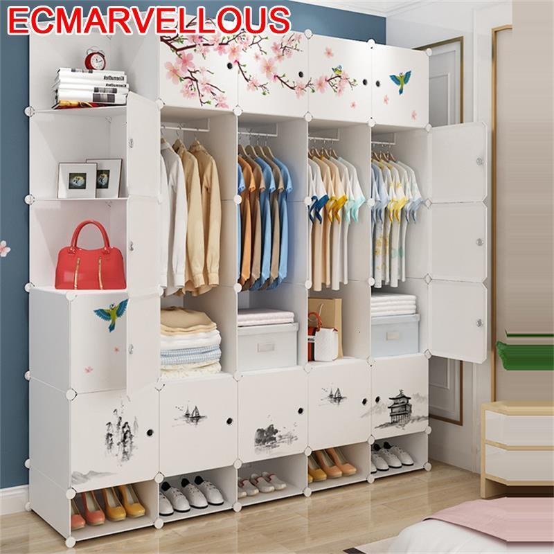 Mobilya Meble Dressing Penderie Rangement Armoire Chambre Mueble De Dormitorio Bedroom Furniture Guarda Roupa Cabinet Wardrobe