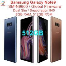 Samsung Galaxy Note9 Hinweis 9 Dual Sim N9600 512GB ROM 8GB RAM LTE Octa-core 6.4