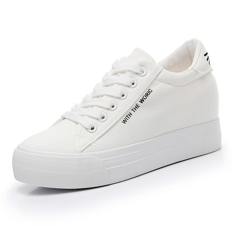 platform white sneakers womens