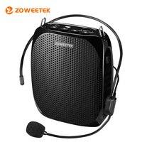 Zoweetek Mini altoparlante Audio cablato amplificatore vocale portatile microfono Stereo naturale altoparlante per insegnanti discorso Z258