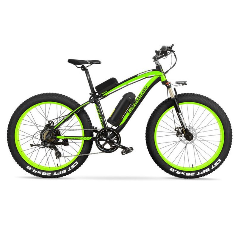 "XF4000 LANKELEISI 26"" 1000w 48v 16AH Panasoni'c Battery electric bike 1"