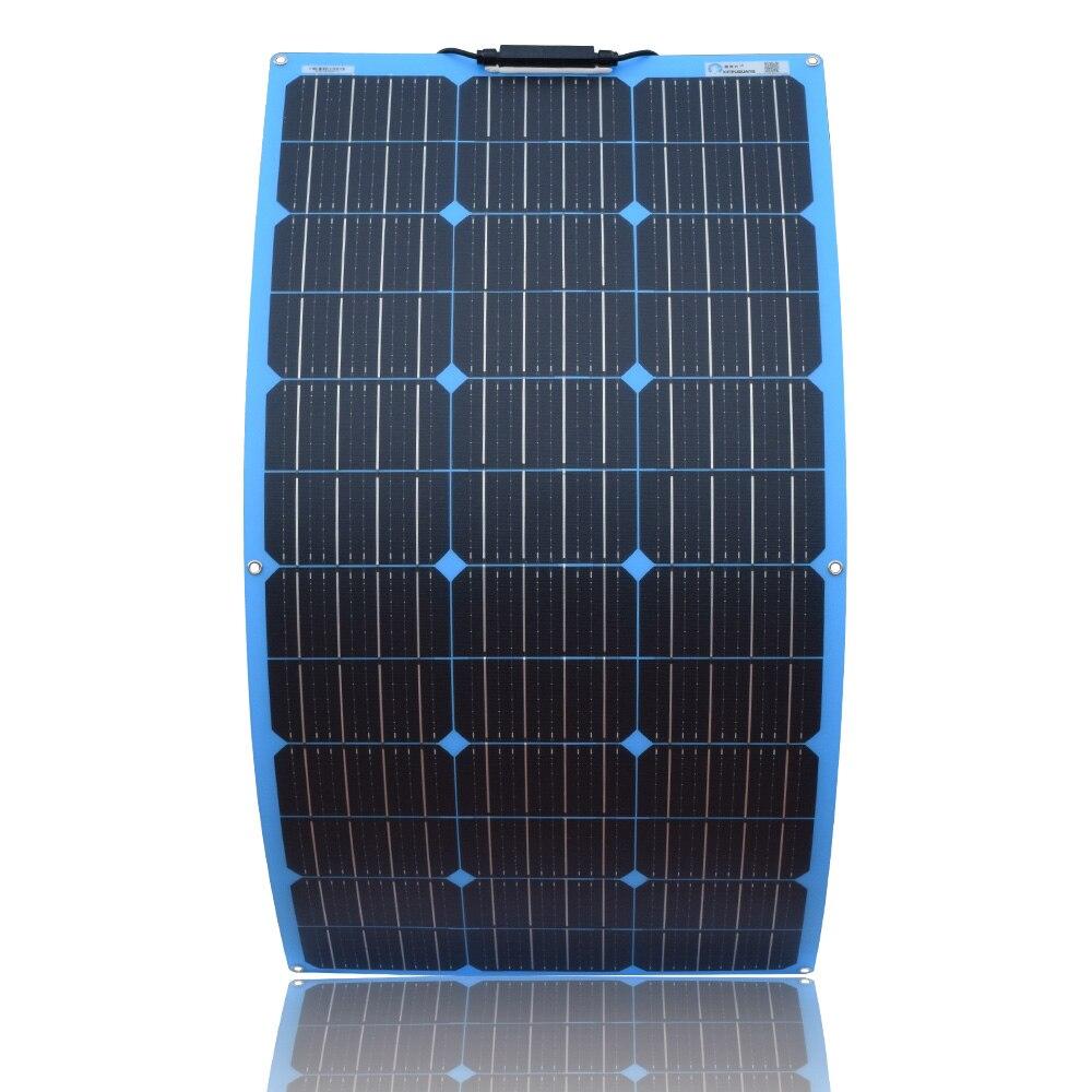 XINPUGUANG 18V 100 W Panel Solar Flexible placa celular 100 watt 200W 300W 500W 800w 1000w 12v 24v 36v 48v 100% nuevo y original, garantía de 90 días SKM150GB128D