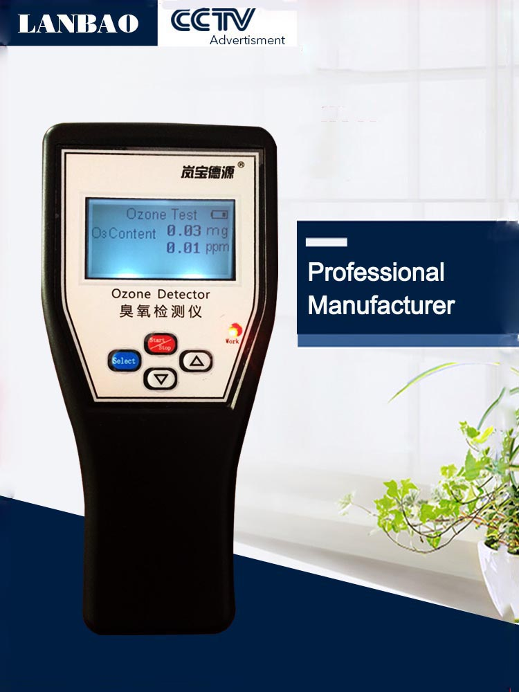 Ozone-Meter Mg English-Ozone-Analyzer Sensitive Portable Ppm Accurate Manufacturer-Price