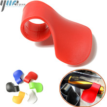 Motorcycle Throttle Clamp Booster Handle Clip grips Cruise Aid Control Grips For BMW F800GT S1000RR HP4 C 650 GT R1200GS F800GS