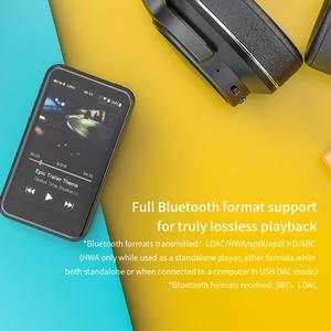 Image 3 - Fiio M6高解像度androidベースの音楽プレーヤーaptx hd、ldacハイファイbluetooth、usbオーディオ/dac、dsdサポートとwifi/エアプレイ