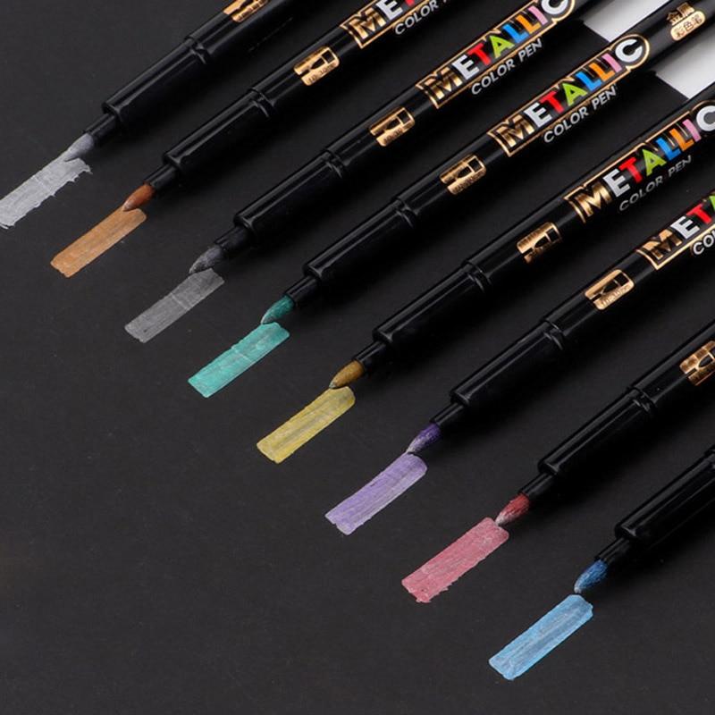 8 шт./набор, ручка-маркер для письма