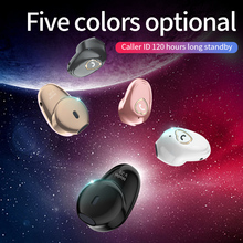 Portable V19 Stereo Headset Bluetooth Earphone Stereo Wireless Headphone Mini TWS Wireless Bluetooth Earphones Universal Earbuds samload bluetooth earphone eb10 tws true wireless earbuds bluetooth 4 0 stereo earphones with charger box portable