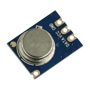Image 3 - 433MHz 100 Meters Wireless Module Kit ASK Transmitter STX882 + ASK Receiver SRX882 + 2Pcs Copper Spring Antenna