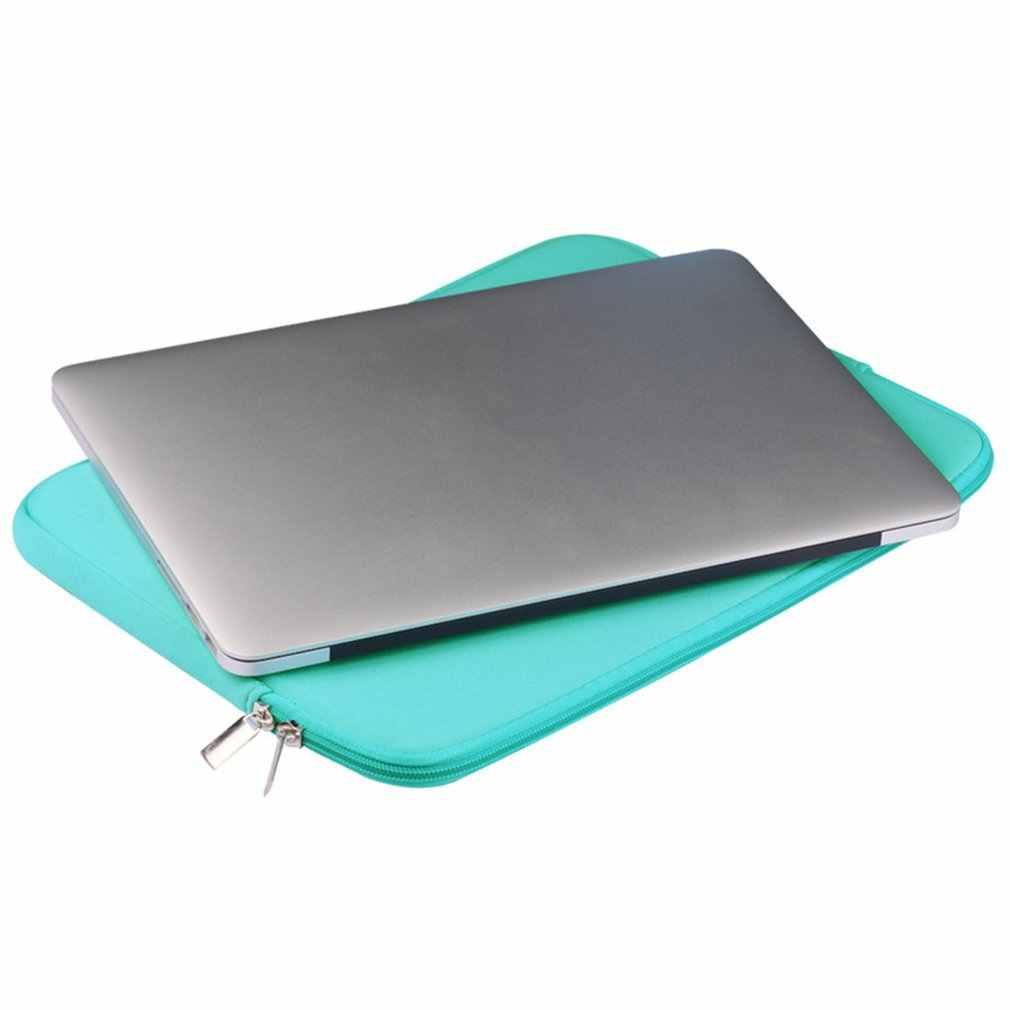 لينة محمول شنطة لحمل macbook برو الهواء الشبكية 11 13 14 15 كم حالة جراب هاتف شاومي ديل لينوفو الكمبيوتر المحمول كمبيوتر محمول
