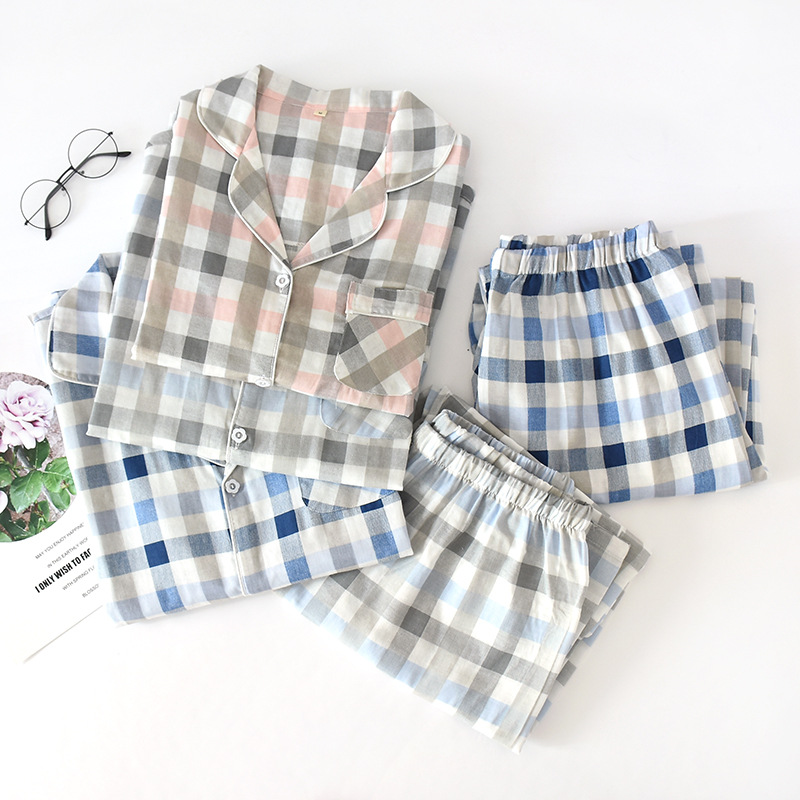 2020 New  Pajamas Pijama Masculino  Nightwear Men Sleep Wear Men 2129