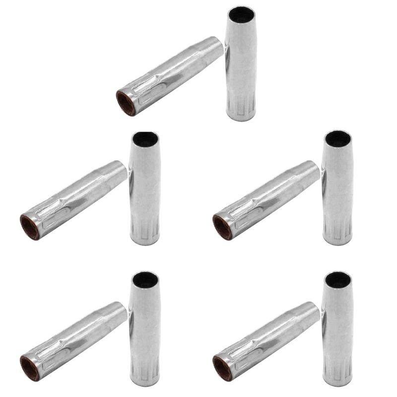 Deal╒Copper Nozzle Shroud Protection Sleeve Replacement for MB 15AK MIG Welding Torch 649E╤