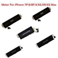 Vibrator Motor Module For iPhone XS Max XR X 8 8G 8Plus 7Plus Vibration Flex