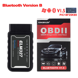 Image 5 - PIC1825K80 ELM327 USB V1.5 For Ford FTDI chip with switch HS/MS OBD 2 CAN  For Forscan car diagnostic Tool & elm 327 usb Version