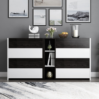 Living Room Cabinets modern bedside storage cabinet creative chest of drawers muebles de sala meuble de rangement hot sale