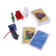 Venda quente geistes blitz 1 + 2 + 3 fantasma blitz geistesblitz 5 vor 12 jogo de tabuleiro jogo de cartas da família