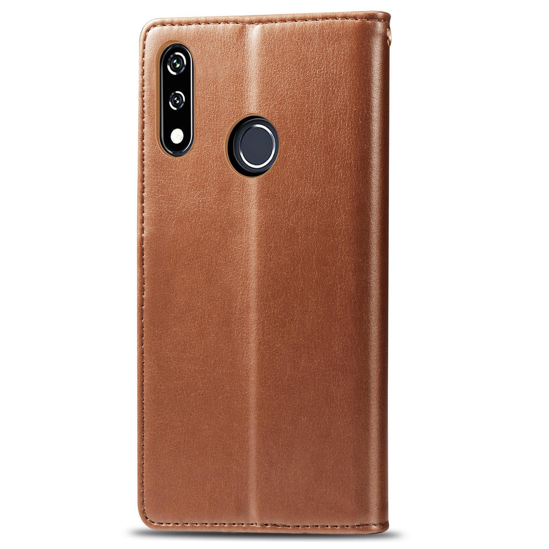 Leather Flip Wallet Case For LG K20 K30 K40 K50 K40S K50S 2019 W10 W30 Stylo 5 Cover Case