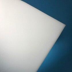 3mm Opale Plastique perspex Feuille Acrylique 210mm x 297mm Signe Lumière Boîtes