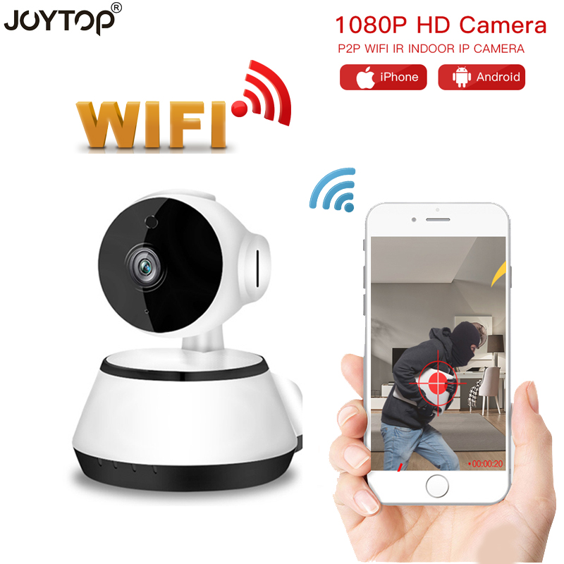 HD  Mini IP Camera Wifi Wireless P2P Security Surveillance Camera Night Vision IR Baby Monitor Motion Detection Alarm V380