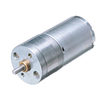JGA25-370 DC 6V 12V Geared Motor Electric Gear Motor High Torque 5/10/15/30/60/100/150/200/300/400/500/1000/1200 RPM