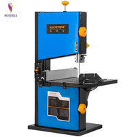 8 inch band saw household multifunctional small woodworking table power tools wire saw machine woodworking tools|Saw Machinery|   -