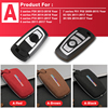 Car Styling Key Rings Protection Cover Stickers For BMW F10 F30 X3 X4 F25 F26 Protect Shell Cover Case Interior auto Accessories promo
