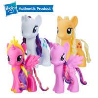 Hasbro My Little Pony 8-zoll 22cm Dämmerung Rarität Apple Jack Prinzessin Candace Action Figure PVC Sammeln Modell mädchen Geschenk
