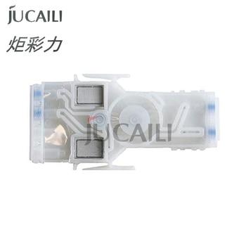 Jucaili 1 pc Mimaki JV300 amortiguador grande de tinta para Mimaki CJV150 CJV300 JV300 jv150 impresora plotter disolvente Roland DX7 cabezal de impresión
