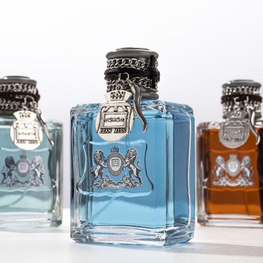 Men Perfume Marine Woody Fruit Long Lasting Pefume Body Spray Glass Bottle Perfumes Original Fragrance Deodorant 100ml Perfume