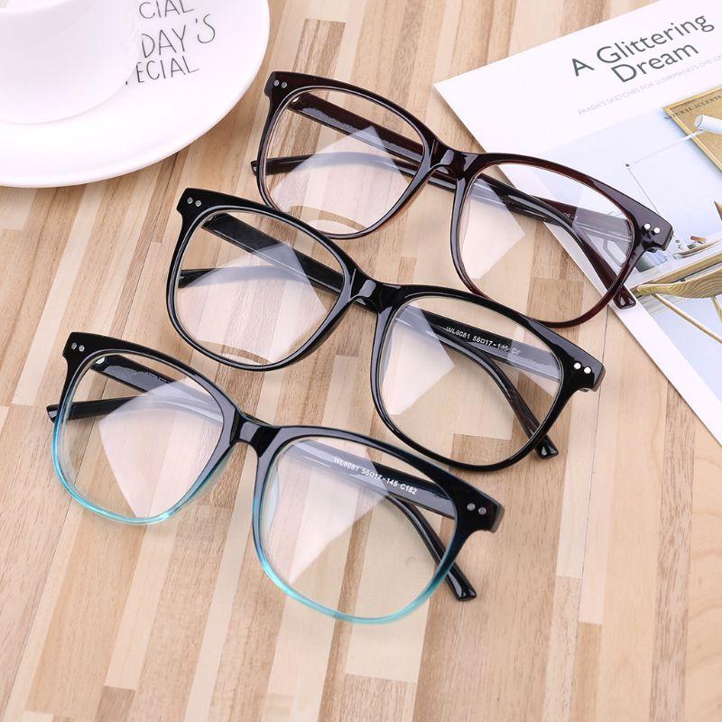 Unisex Eyeglasses Optical Spectacle Frame Stars Decoraction Women Men Prescription Eyewear