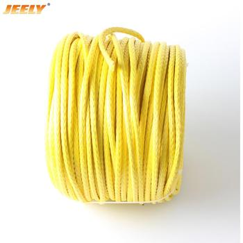 JEELY 5MM 200M  UHMWPE Braid Anchor Towing Winch Rope